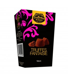 Truffes nature - 40g